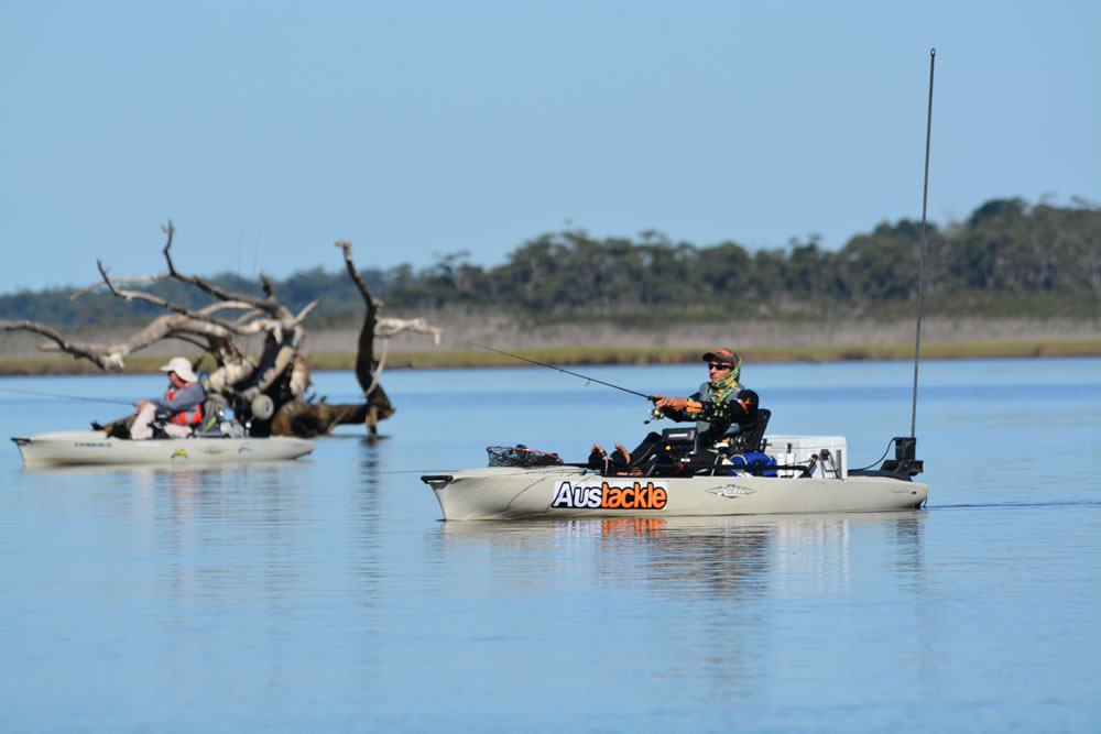 Marlo: Results from the Hobie Kayak Bream Series