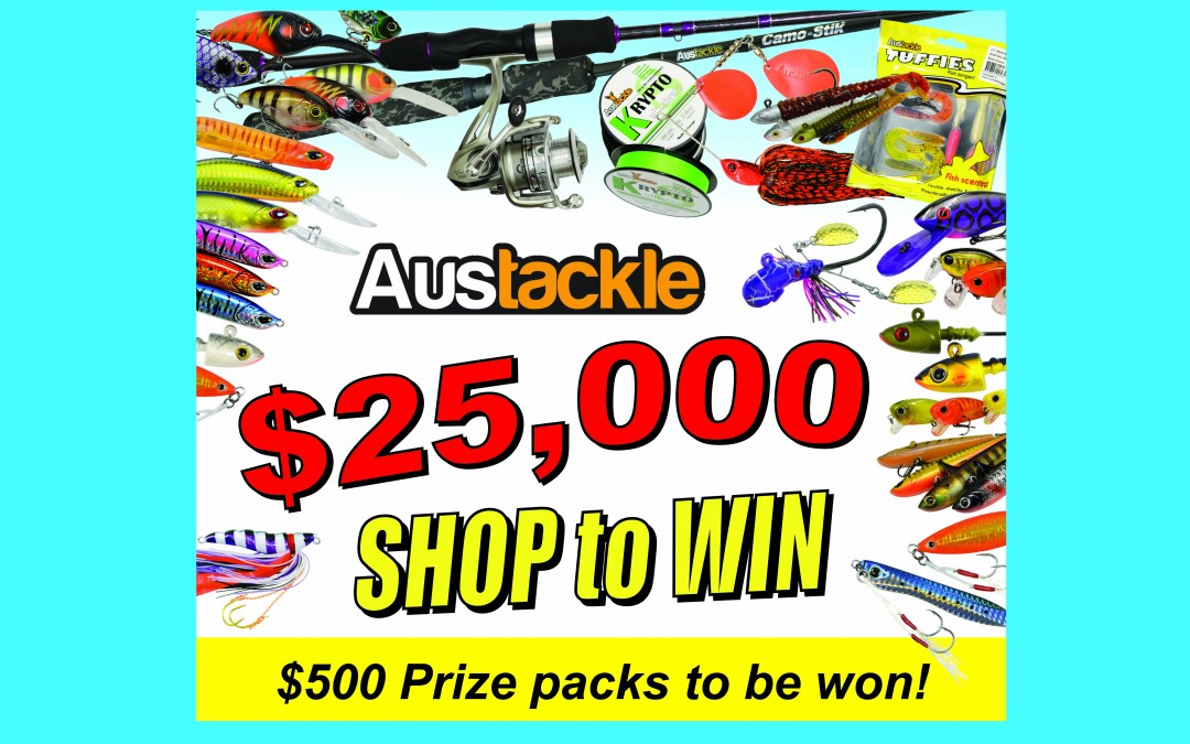 Round 2: Shop to Win $25,000 promotion starts today!